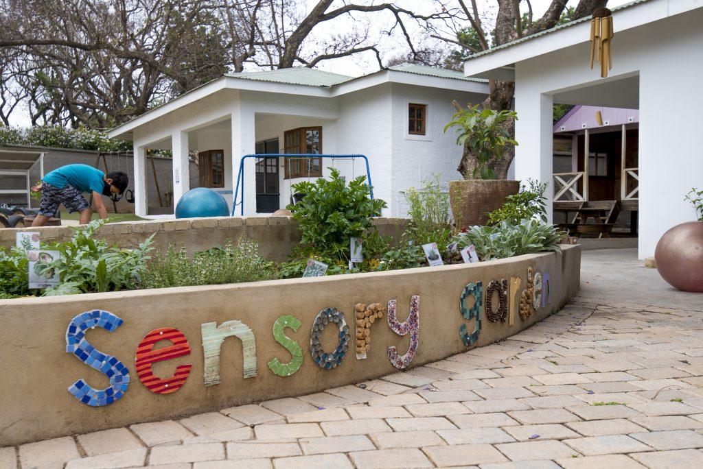 Casa Sensory Garden montessori